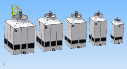 Chłodnie wentylatorowe mokre: czym są, jak działają i jakie są ich główne zalety
