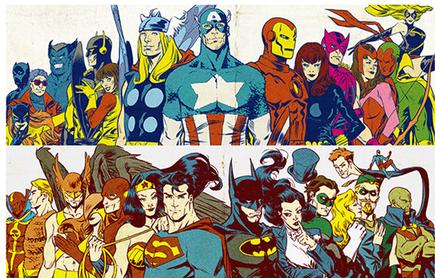 Komiks w kulturze. O historii komiksów, kultowych wydawnictwach i powieści graficznej.
