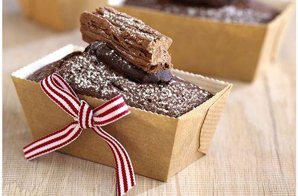 Pakowanie ciast i ciasteczek na prezent