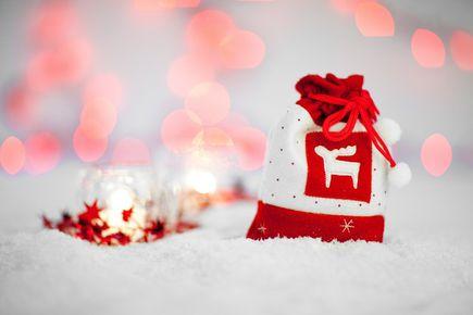 Przepis na namiętne święta - strój Mikołajki