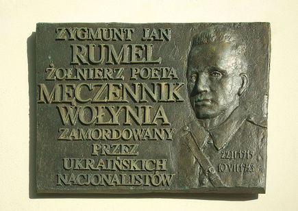 Z.J. Rumel. Poeta, komendant Okręgu Wołyń BCh, ofiara UPA