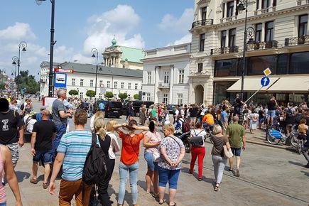 Warszawa da się lubić - okiem zjadliwca