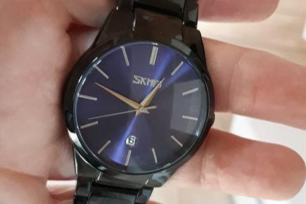 Zegarek dla feceta po 60-tce