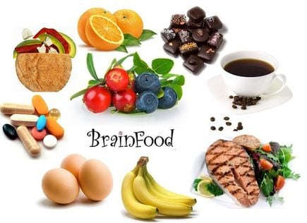 Co mózg lubi jeść?