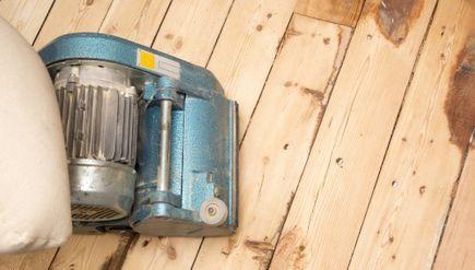 Bezpyłowe cyklinowanie podłogi - dużo wygodniej niż myślisz
