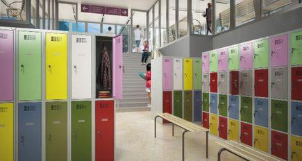Nowoczesne szafki szkolne - jakie wybrać?