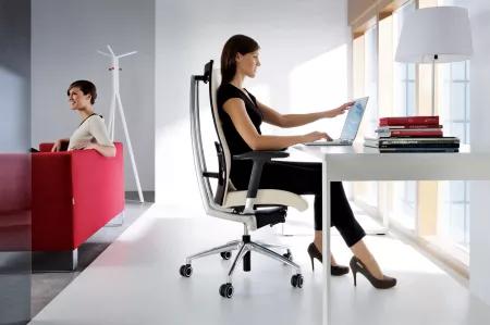 Ergonomiczne krzesła i fotele biuro...