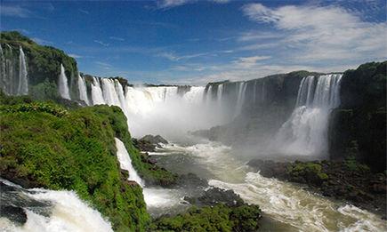 Wodospady Iguazu - klejnot Argentyny i Brazylii