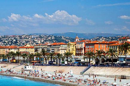 Sielskie wakacje we francuskiej Nicei