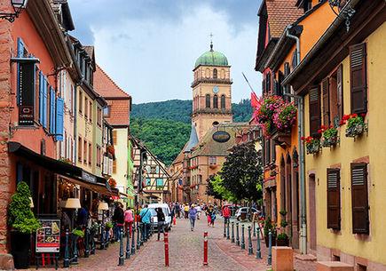 Colmar - najbardziej alzackie ze wszystkich miast