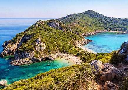 Korfu. Z wizytą u Królowej Wysp Jońskich