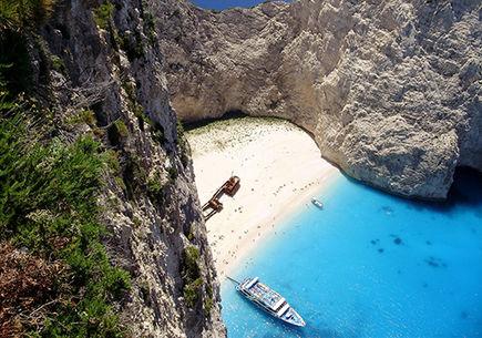 Wakacje na Zakynthos. Z jakich atrakcji słynie wyspa?