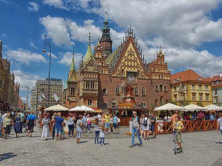 Zwiedzamy stolicę Dolnego Śląska