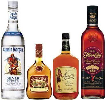 Jak pić rum? Czyli krótka opowieść, że białe jest białe, a czarne to nie złote.