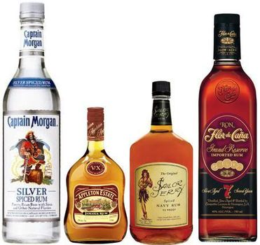 Jak pić rum? Czyli krótka opowieść,...