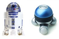 Mini masażery rodem z Gwiezdnych Wojen