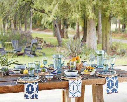 Elegancki stół to podstawa każdego przyjęcia