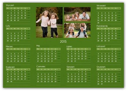 Kalendarz ze zdjęciami – fotografie na czasie