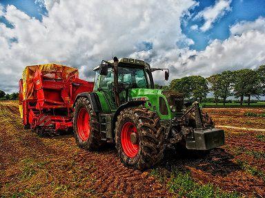 Krótka historia ciągników rolniczych