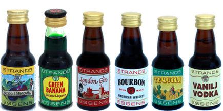 Jakie aromaty do alkoholu wybrać?