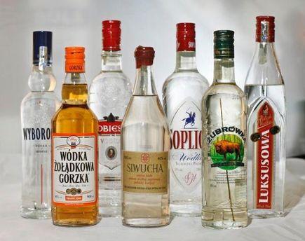 Polska i wódka