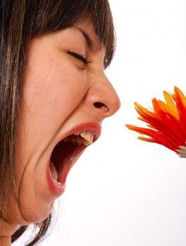 Alergia utrudniająca życie