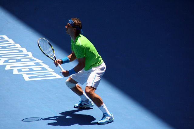 Australian Open: prawdziwie męski sport