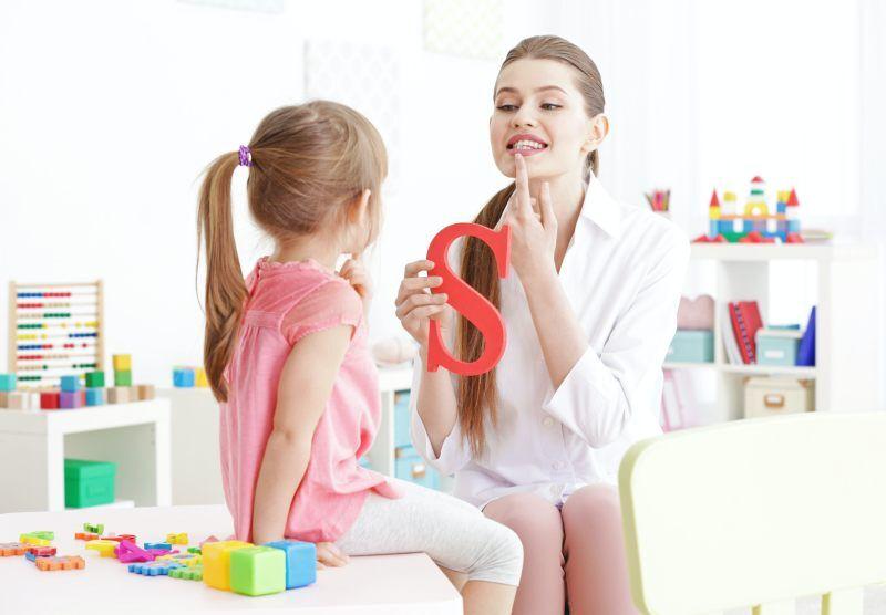 Z dzieckiem do logopedy idź lepiej przed problemem