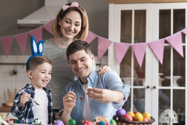 Jak przetrwać Wielkanoc w czasach epidemii?