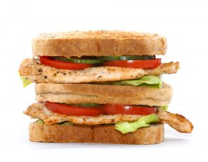 Dobre kanapki na piknik!