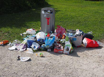 Zmniejszmy ilość śmieci, zaczynając od siebie