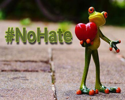"""""""Nienawidzę nienawiści!"""" ;)"""