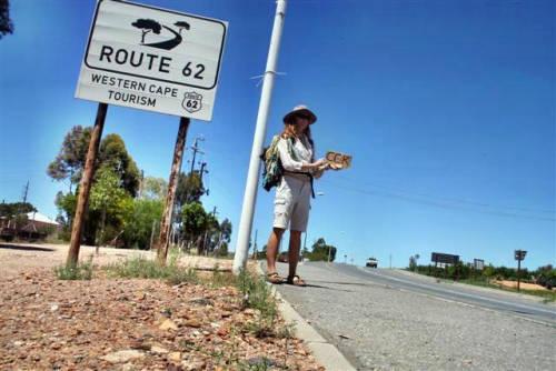 Sonja Kruse w podróży po RPA