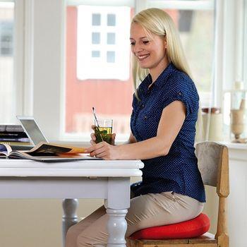 Praca w biurze i podróże, czyli o prawidłowym siedzeniu słów kilka