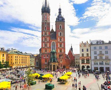 Historia Krakowa w punktach