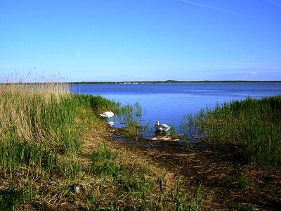 Jezioro Łebsko w Słowińskim Parku Narodowym