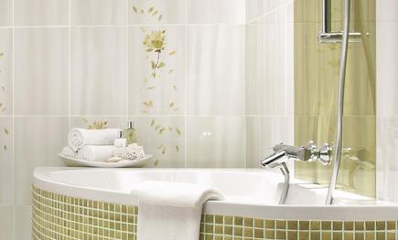Beż, brąz, oliwka – klasyka kolorów w łazience Twoich marzeń