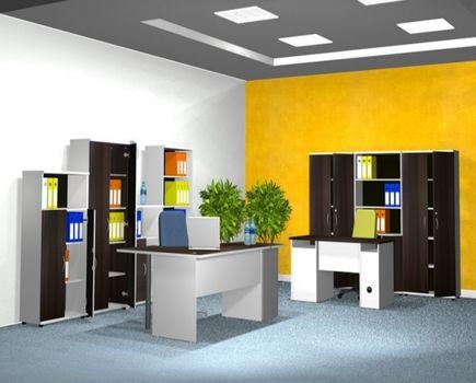 MEBLE BIUROWE - wyposażenie biura w praktyce