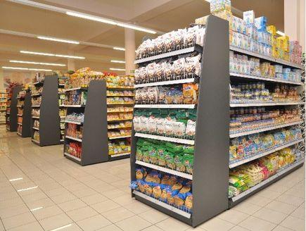 Tendencje w wyposażaniu sklepów branży spożywczej