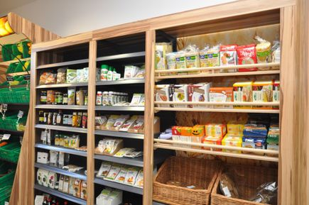 Jak profesjonalnie wyposażyć sklep z żywnością ekologiczną?