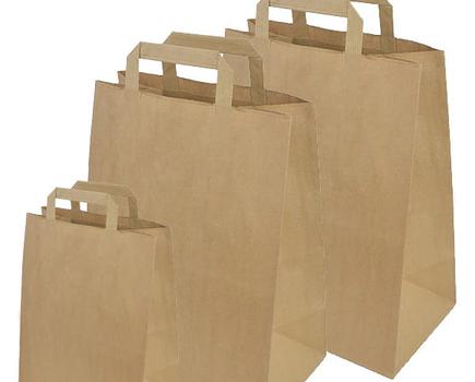 Torby papierowe – niezbędne w ofercie każdego sklepu