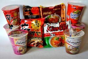 Pomysł na prosty i szybki chiński posiłek