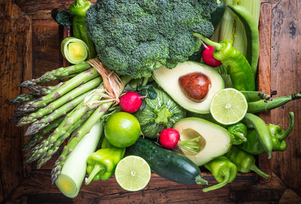 Witaminy i minerały w diecie wegetariańskiej