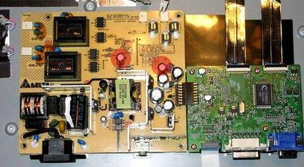 Diagnozowanie i usuwanie usterek w monitorach LCD