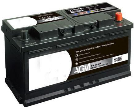 Akumulator bezobsługowy żelowy i AGM