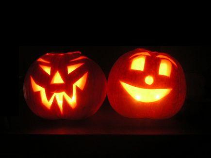 Halloweenowe party