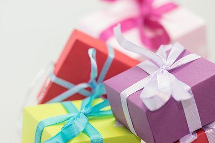 Pomyśl o prezentach pod choinkę