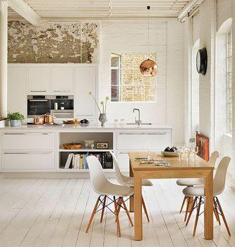 Skandynawska piękna kuchnia - jak urządzić?