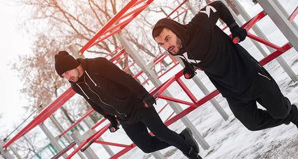 Zadbaj o swoją formę zimą – korzystaj z siłowni plenerowych