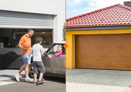 Brama garażowa segmentowa czy roletowa? Która lepsza?